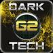 Black Energy Gold Tech Theme by Launcher