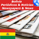 Bolivia Newspapers by siyarox
