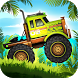 Jungle Monster Truck Kids Race by Tiny Lab Productions