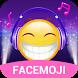 Music Emoji Sticker for Snapchat by Sticker Keyboard Pro