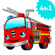 Fire Truck games for kids lite by Emerald Games