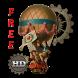 Steampunk Age Balloon HD LWP by G.O.S.Studio