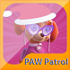Paw Skye Hero Of The patrol by sedd inc