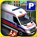 Ambulance Parking Mania 2K16 by Crimson Gaming Studio
