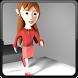Tap Dash Masha 3D