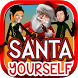 Santa Yourself - 3D Create your Christmas avatar by Doner Entertainment