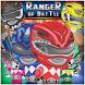 Super Ranger Jet Fire by Tanralili