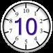 Base 10 clock (Daydream) by Prokaryo