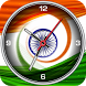 India Clock Live Wallpaper by App Basic