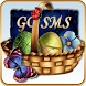 GOSMS/POPUP Easter by Androvalley