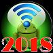 WiFi Hacker Password 2018 Simulator