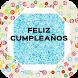 Feliz Cumpleaños Png by Mariorod Apps