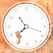 Ginger Fat Kitty Cat WatchFace by Vitamin Labs.