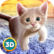 Home Cat Survival Simulator 3D by Wild Animals Life