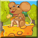 Funny Mouse Eating by Abderrahim El imame