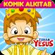 Komik Alkitab Anak Tuhan Yesus by Sevensoft