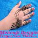 Mehndi Designs ALL Types Finger Gol Tikki VIDEOs