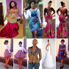 African women fashion ideas by Eric BROU Dev