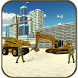 City Construction Border Wall by Black Raven Interactive