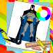 How To Draw: Batman Easy Steps by New games for kids