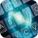 Galaxy Light Keyboard Theme by Lets Go Keyboard Keypad
