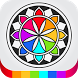 Mandala Designs - Coloring Book by SNK IT Solutions
