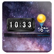 3D Flip Clock & Weather Widget by Weather Widget Theme Dev Team