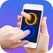 Portal for a finger. Simulator by Kira App