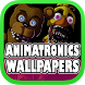 ANIMATRONICS WALLPAPERS HD by wsfnaf