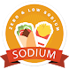 Zero & Low Sodium Foods by bitapp