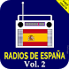 Spanish Radio FM Vol2 - Spanish Radio Stations by Farlixapps