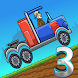 Hill Racing Car Climb 3 by FREE GAME DAHKA