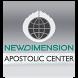 New Dimension Apostolic Center by ChurchLink, LLC