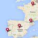 Mapa de países y capitales by Paulitapps educativas, dietas, cristianas, idioma