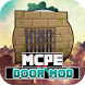 Door Mod For MCPE by JaneJewDev