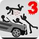 Stickman Destruction 3 Heroes by Merkury Games
