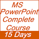 Learn MS PowerPoint Full Course - 15 Days by YouAreAwesome