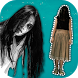 Halloween ghost photo stickers by Tratex Apps