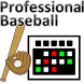 Professional Baseball Calendar by we.are.mrocr