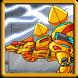 Dino Robot - Stego Gold by TheFlash&FirstFox