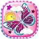 Purple Butterfly HD Wallpaper by Best Cute Apps