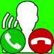 fake call with real voice by TenAppsAndGames