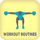 Workout Routines by red apps 15