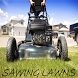 Sawing Lawns by Digital Age