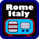 Rome Italy FM Radio by Enkom Apps