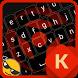 Mangekyou Sharingan Keyboard by Kode Studio