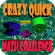 Quick Math Challenge by Kansan Dev.