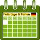Feiertage & Ferien DE by rogbl