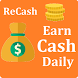 ReCash : Make Money Earn Cash by FreeOTM