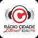 Rádio Cidade de Itapema by YoungArts Tecnologia